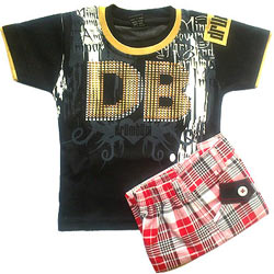 Black Kidswear for Boy.(2 year - 4 year)