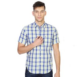 Prince-Charming Gents Checkered Shirt from Peter England