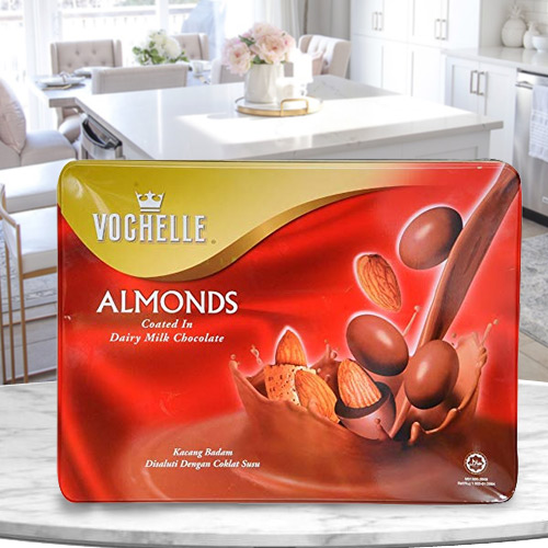 Gift Vochelle Almond Chocolates