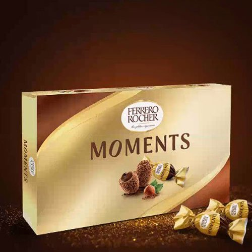 Surprise with Ferrero Rocher Moments