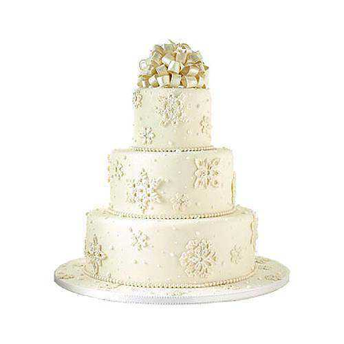 Premium 3 Tier Wedding Cake