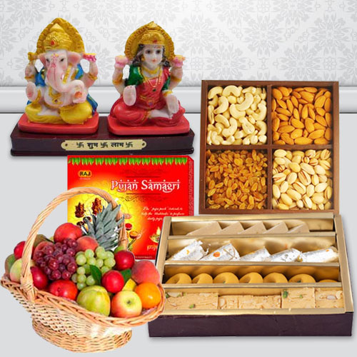 Puja Hamper - Large