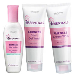 Enthralling Work Wondrous Fairness Oriflame Gift Hamper