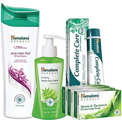 Exciting Present of Everyday Essential Kit from Himalaya