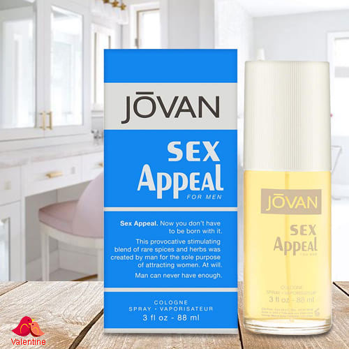 Attractive Jovan Sex Appeal for Men