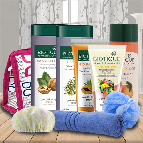 Wonderful Biotique Skin Care Hamper