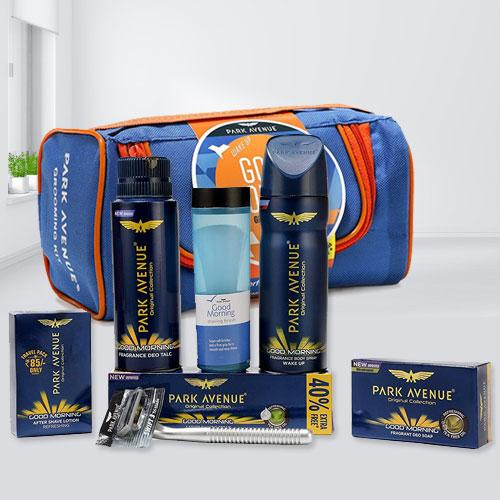Exclusive Park Avenue Grooming Kit