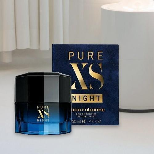 Amazing Gift of Paco Rabanne Pure XS Night Perfume for Men<br>