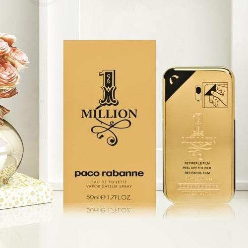 Exciting Gift of Paco Rabanne 1 Million Eau de Toilette for Men