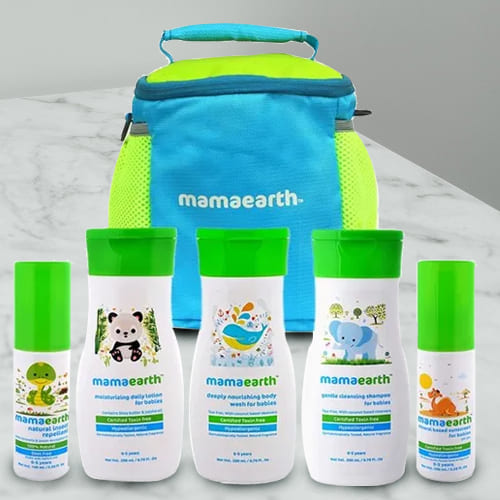 Exclusive Mamaearth Complete Baby Care Kit
