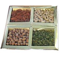 Mouth-Watering Assorted Dry Fruits Pack