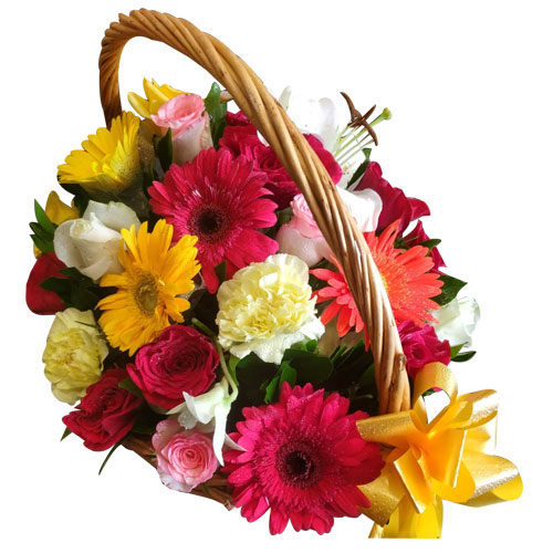 Basket of Florals