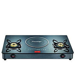 Useful Hybrid Cooktop form Prestige