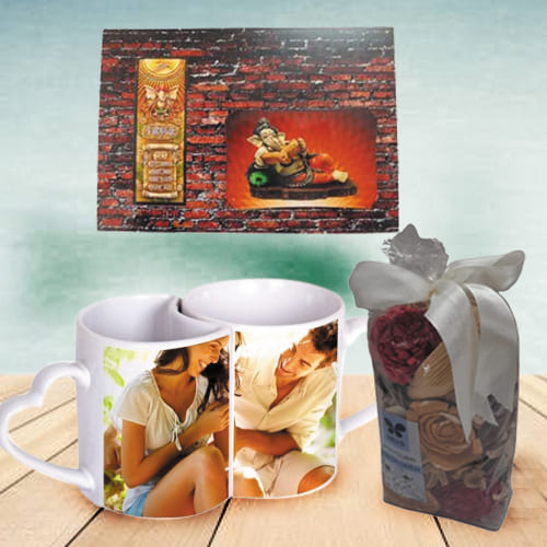 Remarkable Personalized Housewarming Gift Combo