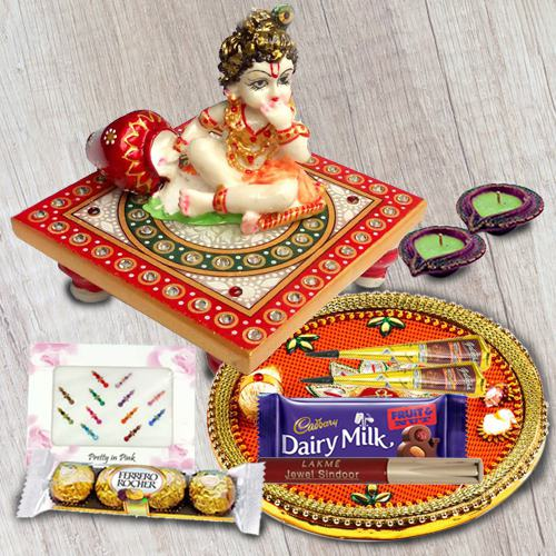 Remarkable Karwa Chauth Sargi Hamper