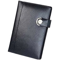 Smarty looking Faux Leather Writing Pad from Vaunt