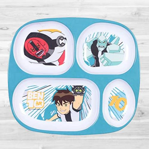 Lovely Dinner Set for Kids from Ben 10