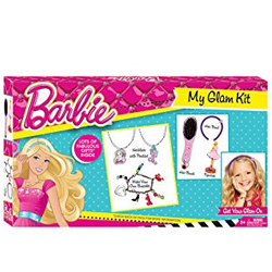 Barbie's Joyous Frill Multi Color Glam Kit