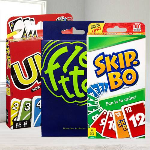 Amazing Card Games Set for Kids