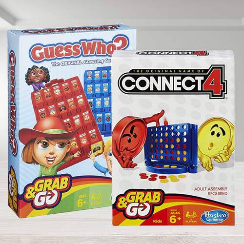 Exclusive Board Games Set for Kids