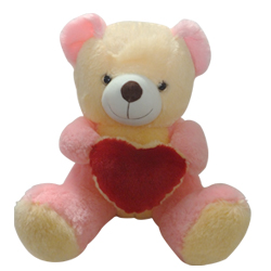 Marvelous Teddy With Heart