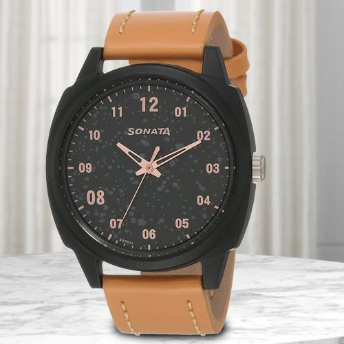 Amazing Sonata Volt+ Analog Mens Watch
